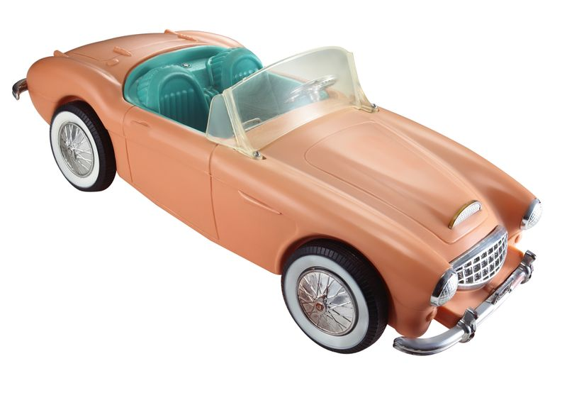 Fiat Of Glendale >> Phil Patton: Barbie's First Car