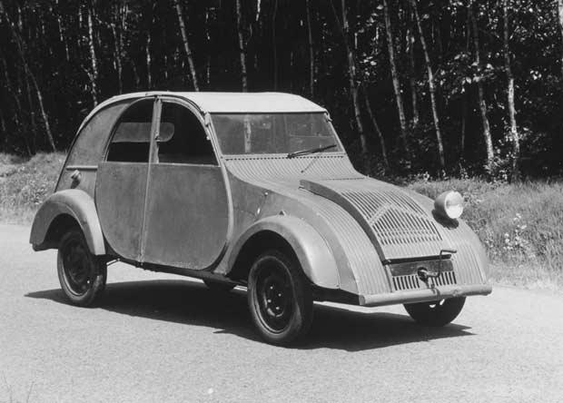 1939-Citroen-2CV-Prototype-